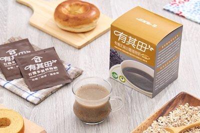 有其田輕巧盒系列~芝麻20榖植物奶