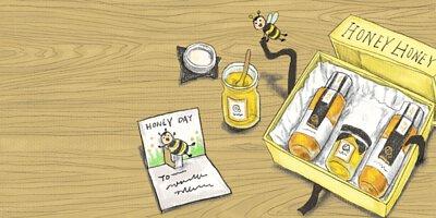 蜂樺蜂蜜專賣店 禮盒系列