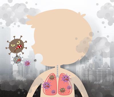 空汙如何帶來疾病?