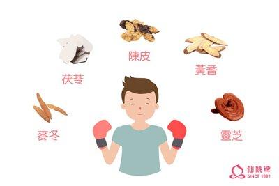 中醫5種藥材提高免疫力