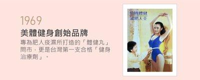 台灣第一支合格的健身治療劑體健丸問世
