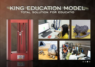 kingssel,education,3D
