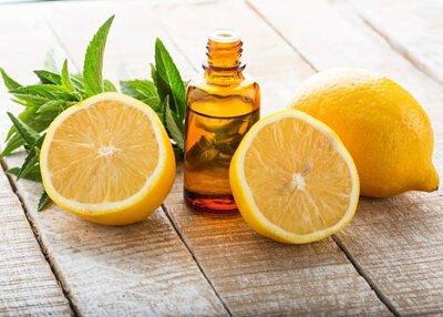 精油光敏性光毒性柑橘類