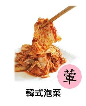 天然發酵的農家許媽媽 韓國泡菜