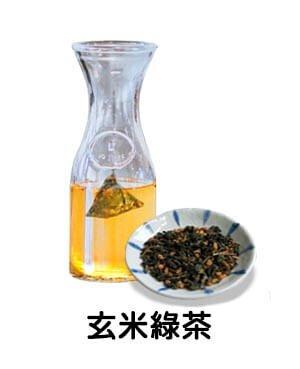 日本最愛的日式玄米綠茶包
