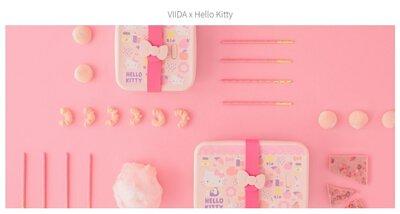 viida hello kitty 餐具