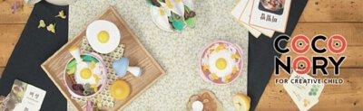 coconory 韓國可可艾莉 餐具組