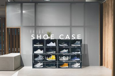 球鞋磁吸收納盒