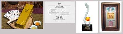 喜堂 欣悅茶葉禮盒-四寶(金萱+翠玉+四季春+鐵觀音)榮獲OTOP台灣十大伴手禮