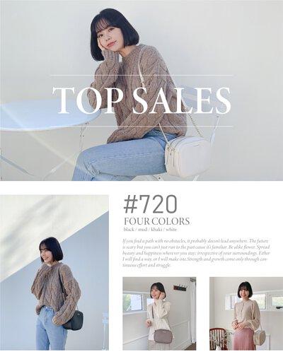 台灣平價包包熱銷品牌 貨號720 肩背包