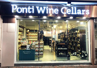 natural ponti,ponti wine cellars,causeway bay,timesquare,銅鑼灣,時代廣場