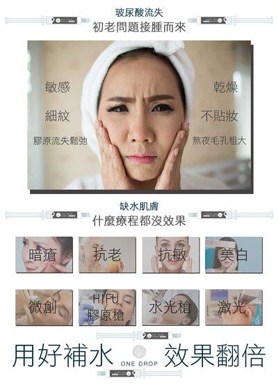 什麼是乾燥肌膚 | 肌膚缺水問題 | 肌膚初老問題