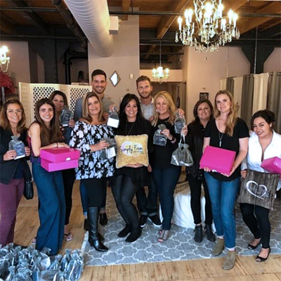 Glam Boxes for Cancer Patients