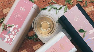 3 kinds of oriental beauty tea we made