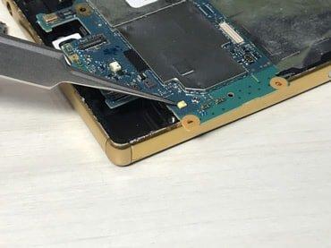 閃光燈失效維修-光學相機模組或主機板檢修