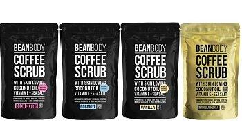 BeanBody咖啡身體磨砂膏