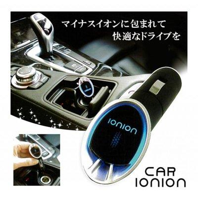 日本 ionion car車載負離子清浄機-香港行貨