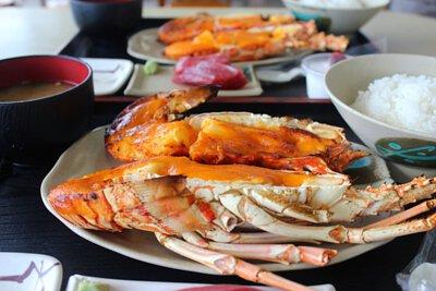 焗烤海膽龍蝦