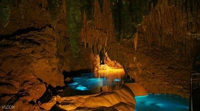 沖繩玉泉洞 鐘乳石洞穴