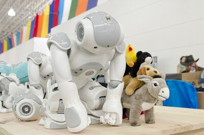 機器人玩具