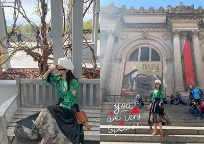 度假婚禮洋裝連身褲顯瘦洋裝韓國女裝