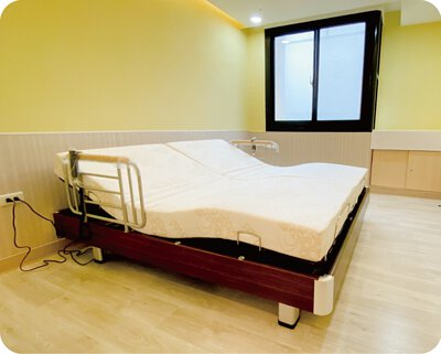 臺中榮民總醫院產後護理之家,電動床,迪奧斯電動床,乳膠床墊