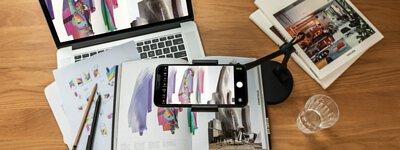 IPEVO iDocCam App,讓手機變身實物攝影機