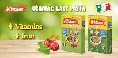 Joy Organics Baby Pasta