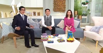 TVB《流行都市》教育心理學家推薦 LAMAZE 成長玩具
