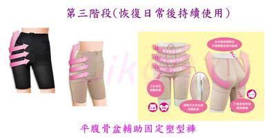 犬印 平腹骨盆輔助固定塑型褲