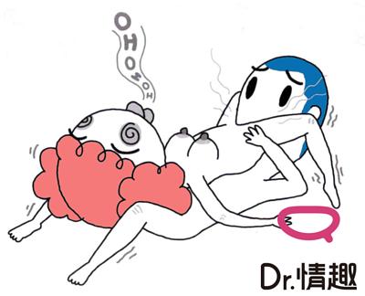 口交姿勢68式 Dr.情趣
