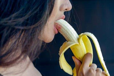真空吸吮香蕉