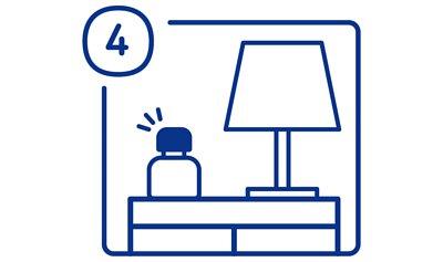 加護靈置放型使用方法步驟四,旋轉藍色外蓋之出氣孔可調節氣體釋放量,以室內氣味適中為佳。