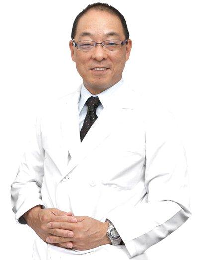 推薦加護靈的日本人,花木秀明教授的照片