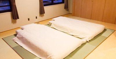 宿舍床墊類型-日式床墊
