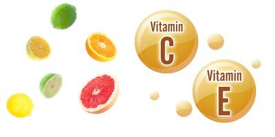 維生素C和維生素E幫助關節,膠原蛋白