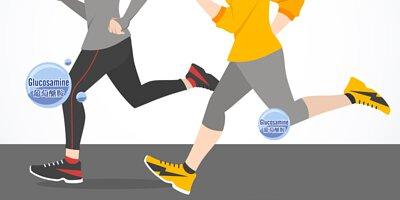 運動者需要水解膠原蛋白加葡萄醣胺,膠原蛋白