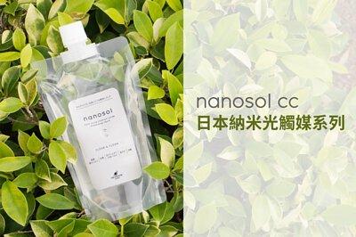 nanosol cc 日本光觸媒納米二氧化鈦噴劑