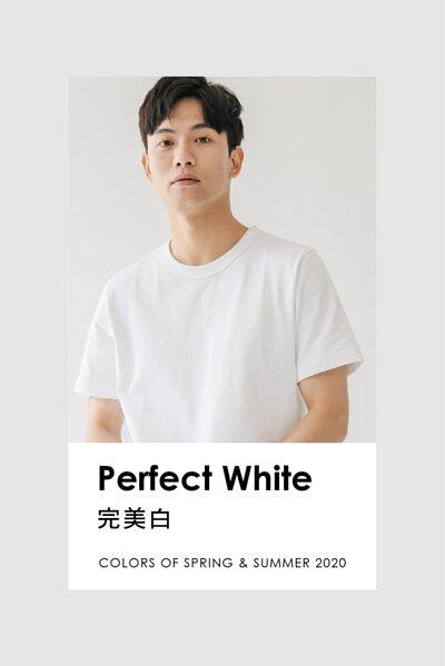 超級重磅TEE-白色