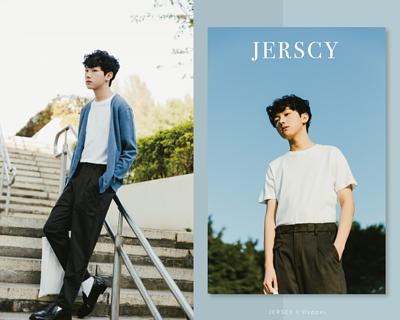 JERSCY簡約日式穿搭風格