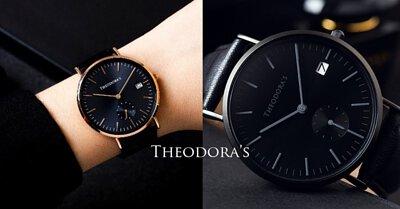 theodora, zeus, black