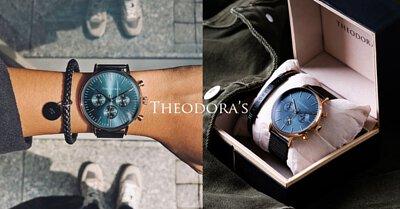 bluishgreen, apollo, chronograph, dailylife