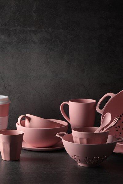 用餐系列粉紅色