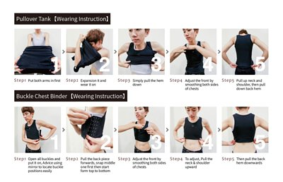 Heroine Wearing Instruction