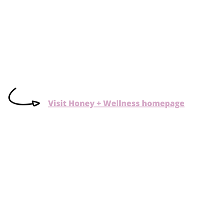 manuka honey, organic honey at special price at honey and wellness