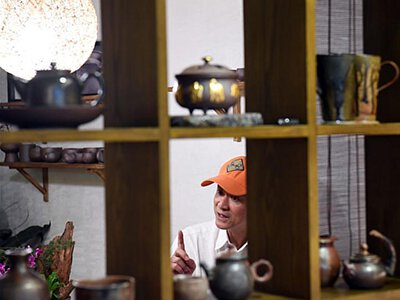 陶作坊,創辦人,林榮國,陶藝,茶具