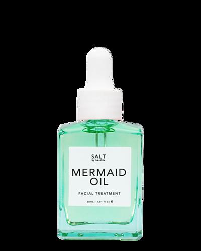 美人魚油,臉部保養,salt