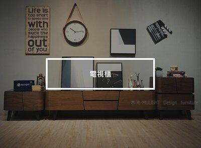 北歐工業風各類型實木鐵件風格電視櫃販售