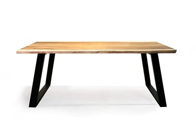 設計款實木餐桌