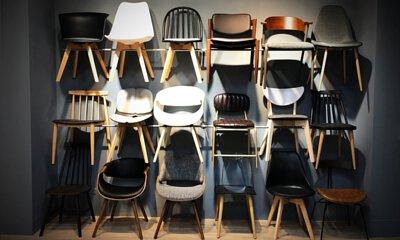 北歐風家具-精選設計餐椅/工作椅/吧檯椅